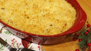 Cauliflower-Mac-and-Cheese-Casserole