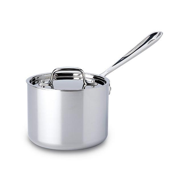 All Clad D5 2 Qt Saucepan With Lid Jill S Table