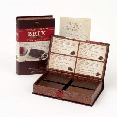 Brix Chocolate Collection - 4 Piece Set