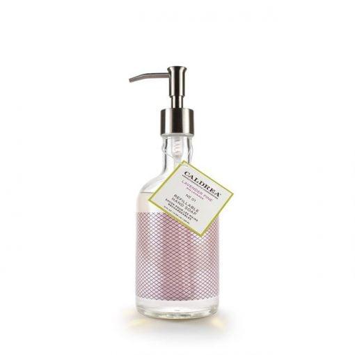 Caldrea Refillable Glass Hand Soap