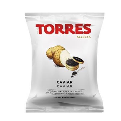Torres Caviar Premium Potato Chips