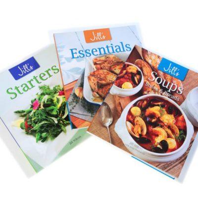 Jill's Cookbook Bundle