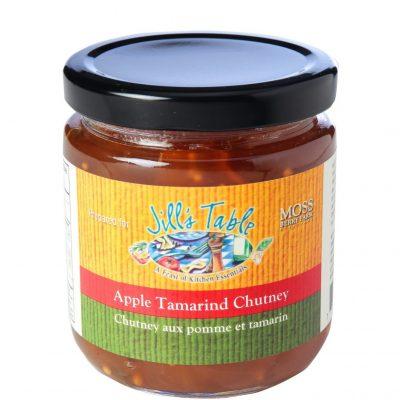 Apple Tamarind Chutney