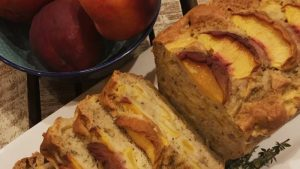 peach thyme loaf web