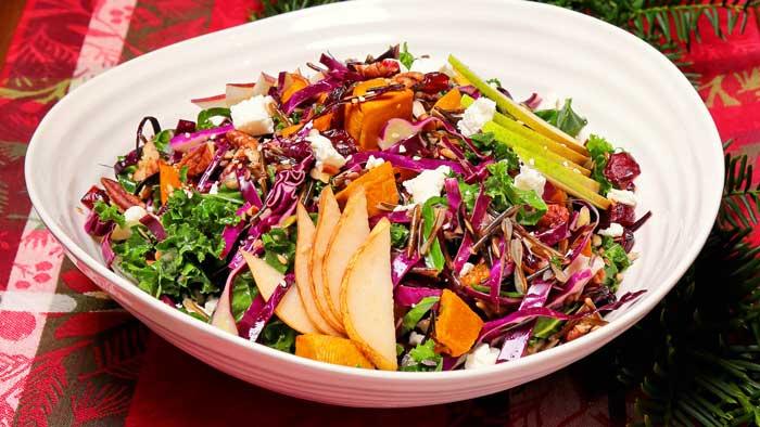Festive Harvest Salad